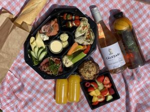 picknick-vegetarisch